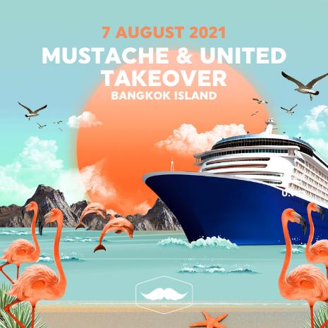 Mustache Takeover Bangkok Island