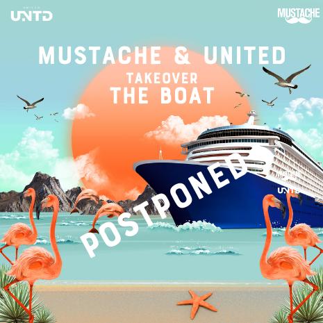 Mustache & United Takeover The Boat | Bangkok Island